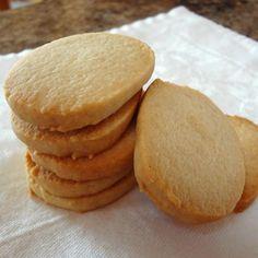 Receita de Cookie com farinha de arroz
