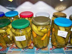 Pickles, Cucumber, Carrots, Vegetables, Food, Canning, Essen, Carrot, Vegetable Recipes