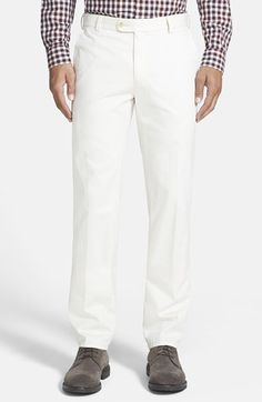 Men's Peter Millar 'Portland' Washed Twill Pants