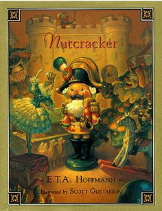 The Nutcracker! I whip out my soundtrack every year. Oooh, memories.