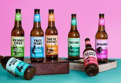 Gloger City Brewery — The Dieline - Branding & Packaging