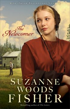 Suzanne Woods Fisher - The Newcomer / #awordfromJoJo #CleanRomance #ChristianFiction #Amish #SuzanneWoodsFisher