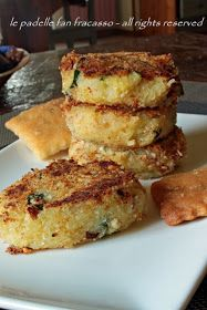 POLPETTE DI PATATE ALLE MANDORLE Italian Snacks, Italian Recipes, Vegan Vegetarian, Vegetarian Recipes, Cooking Recipes, Vegetable Salad, Antipasto, Baked Chicken, Gluten Free Recipes