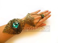 Hey, I found this really awesome Etsy listing at https://www.etsy.com/listing/121496034/steampunk-filigree-bracer-armor-jewelry