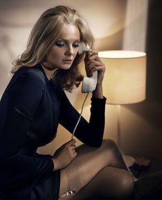 Belle de Jour| Eniko Mihalik by Vincent Peters for Vogue Spain September 2012!