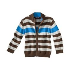 $12 Cherokee® Infant Toddler Boys Long-Sleeve Sweater - Multicolor - target