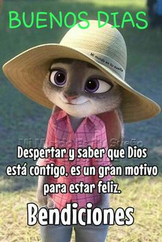 Good Day, Good Night, Good Morning, Happy Day, Morning Greetings Quotes, Quotes About God, Amen, Gods Love, Spanish Quotes