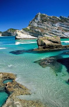 Golden Bay - New Zealand