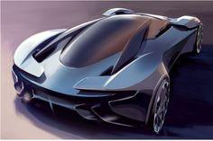 Aston Martin DP-100 GT concept