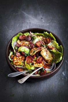Flavour bomb salad… | DonalSkehan.com