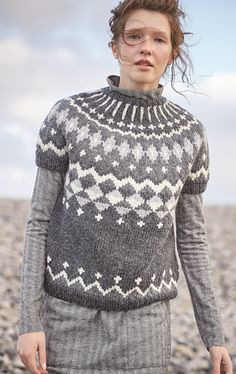 From the Knit Rowan website