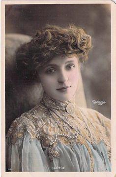 Barthe. Reutlinger Postcard. SIP Series 1161.
