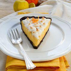 Seville Orange and Lemon Pie | diversivore