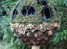 bug ball topiary