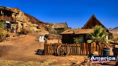 ghost towns of america | Tours Calico Ghost Town - Tours Amerika - America Travel Guide