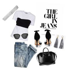 Designer Clothes, Shoes & Bags for Women Quail, Msgm, Boohoo, Polyvore Fashion, Givenchy, Prada, J Crew, Shoe Bag, Jeans