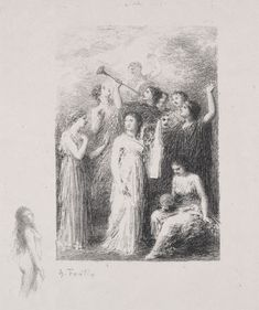 Henri Fantin-Latour - part 13 Henri Fantin Latour, Christian Art, Printmaking, Illustrators, Nativity, Native American, Drawings, Prints, Image