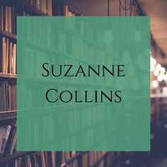 Author Suzanne Collins is best known for the Underland Chronicles and the Hunger Games Series (which became successful movies). #SuzanneCollins #HungerGames Clifford Books, Norman Bridwell, Katherine Paterson, The Baby Sitters Club, World Library, Kids Book Series, Tv Series, Nobel Prize In Literature, Children's Literature