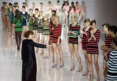How Sonia Rykiel told the story of a new generation of women with just a simple little sweater - The Washington Post
