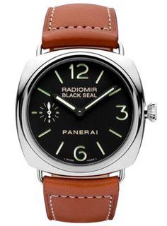 EMWA : Panerai - Radiomir Black Seal