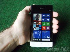 Review la modelul de smartphone HTC 8S cu Windows Phone 8