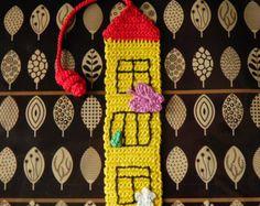 Balloon Bookmark  Gifts  Present  Crochet  balloon  by ElenaGift