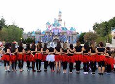 Disneyland Bachelorette Party. Tutu Disney