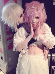 Itsuki and minpha