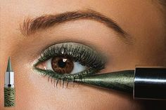 Oriflame Beauty Kajal Eye Liner - available in 4 shades    www.edithsoriflame.nl