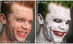 Edit by me @youtube_ragealghul88 Credit and tag me if you repost . . . . . . #joker #thejoker #harleyquinn #harleyquinncosplay #jokercosplay #suicidesquad #starwars #hottoys #art #makeup #tattoos #tattoo #pennywise #gotham #cosplay #jaredleto #30secondstomars #marvel #mcu #batman #dc #DCEU #zacksnyder #superman #cosplaygirl #skateboarding #jeromevaleska #cameronmonaghan #barryallen #cosplay