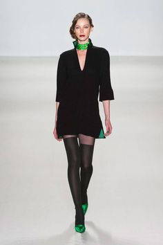 Zang Toi Fall 2014 Ready-to-Wear Collection - ELLE.com