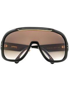 Carrera 오버사이즈 선글라스 Ski Goggles, Oversized Sunglasses, Carrera, Brand You, Logo Branding, Protective Cases, Outdoor Shop, Women Wear, Unisex