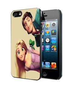 Crocked Disney Tangled iPhone 4 4S 5 5S 5C Case