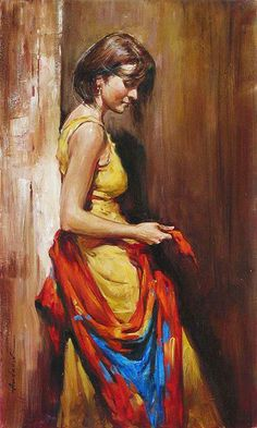 """The Scarflarge - (The Large Scarf)"" by Andrew Atroshenko"