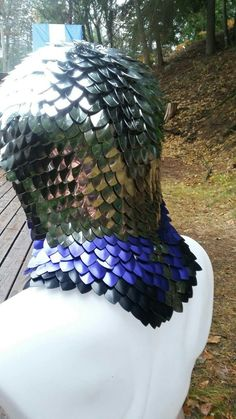 This coif was a phenomenal amount of work http://etsy.me/2C5Inqu