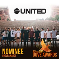 Hillsong United #DoveAwards Hillsong United, Awards, The Unit, Movie Posters, Movies, Films, Film, Movie, Movie Quotes
