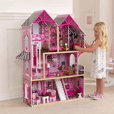 KidKraft Far Far Away Dollhouse