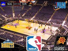 NBA 2016/17: Denver Nuggets 123-112 Phoenix Suns