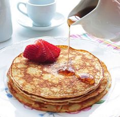 Cream Cheese Pancakes - Low Carb & Gluten Free - IBIH Cream Cheese Pancakes - a delicious low carb, gluten free, keto, lchf, and Atkins diet friendly breakfast recipe from I Breathe I'm Hungry. Breakfast And Brunch, Low Carb Breakfast, Breakfast Ideas, Atkins Breakfast, Breakfast Pancakes, Brunch Ideas, Ketogenic Breakfast, Breakfast Lasagna, Breakfast Quotes