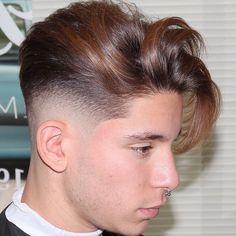 Haircut by agusbarber_ http://ift.tt/1O6Kej8 #menshair #menshairstyles #menshaircuts #hairstylesformen #coolhaircuts #coolhairstyles #haircuts #hairstyles #barbers