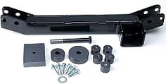 Differential Drop Kit for 98-07 Land Cruiser 100