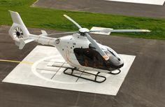 Classy: The Hermes-edition Eurocopter EC135