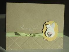 Dena's cute bunny card