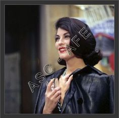 """""""Ava Gardner on the set of The Angel Wore Red I need this pic in good quality urgently! """""""