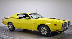 1971 Dodge Charger Super Bee 440 Six Pack 4 Speed V-code.