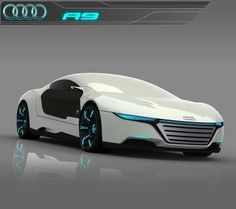 audi of the future... Can Santa deliver this?