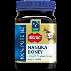 Manuka-Honig MGO400 (20+) aus Neuseeland