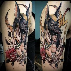 Tattoo by Wei Chen