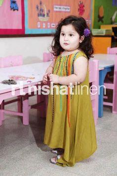 Pakistani Dress Designs for Girls - Maria B. Kids ...
