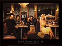 Blue Plate Special - Chris Consani